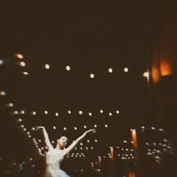 ballerina night hovyan freetoedit