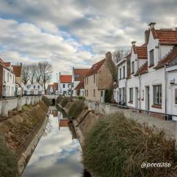 photography travel architecture littlewhitevillage poldervillage belgium