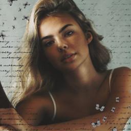 daughter model beautiful handwriting portrait film freetoedit srchandwrittenbackground handwrittenbackground