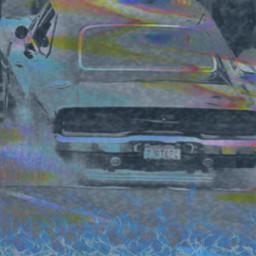 car carcore dreamcore fairycore webcore fast blue fuego freetoedit