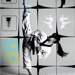 karate martialarts editedbyme artistic