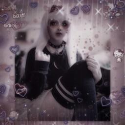 goth gothic alternative gothgoth gothelf gothmakeup gothgirl punk model altgirl gothlove alternativegirl dark gothgirls grungegirl grungefeed gothmodels gothmodeling punkgirl punkboy gothhair emohairstyle sad emolove piercing