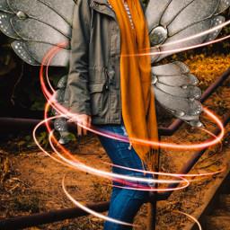 remix replay followme woman beautiful nature freetoedit