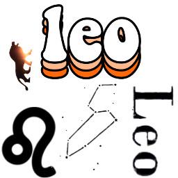 leo zodiac greatzodiac freetoedit