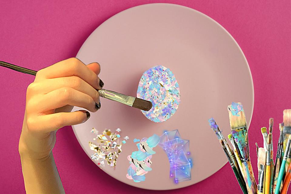 #ircdesigntheeasteregg #designtheeasteregg #pastel #eggpainting  #easteregg #painting #egg #brushestool #brushes #stickers #stickersedit #paintingegg #paintingeggs  #handpainting #handpaintings