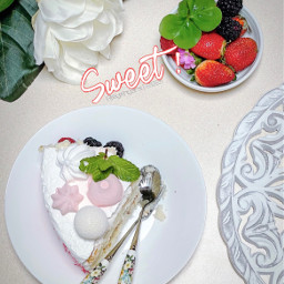 cake food foodie white