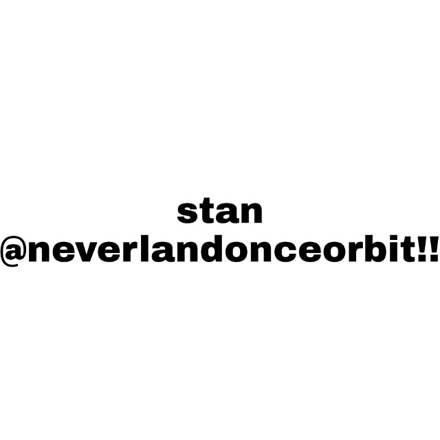 STAN @NEVERLANDONCEORBIT BECAUSE SHE'S A KWEEN!! #STANSCARLETFORCLEARSKIN (i can't follow you cuz my acc isn't verified 🥺) guess who am i?😼