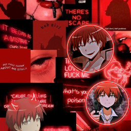 freetoedit karmaakabane karma animewallpaper