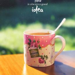 tea morningtea friday
