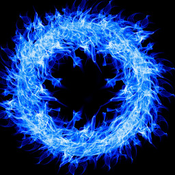blue fire remix replays freetoedit replay edit picsart photography beautiful colorful color interesting share dark black ring nature background wallpaper