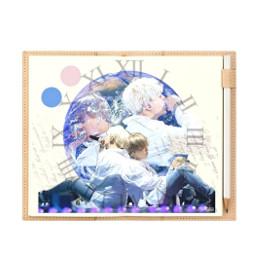 colourful99_ journal yoonmin bts