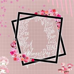 background pink pinkbackground frame freetoedit