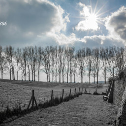 photography travel landscape countryside belgium
