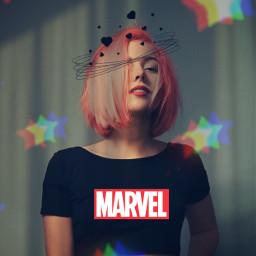 marvel editedbyme remix dailysticker freetoedit