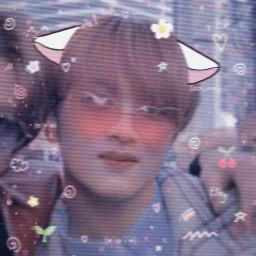icon cute uwu haechan edit nct cyber freetoedit