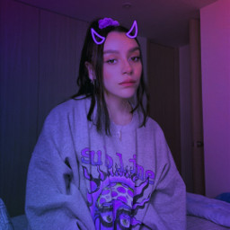 replay girl aesthetic aestheticgirl pink glitter glow outfit sofiacastro purpleaesthetic purple neon diablo freetoedit