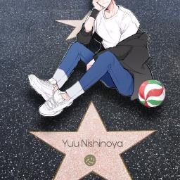 freetoedit yuunishinoya nishinoya noya hollywoodstar