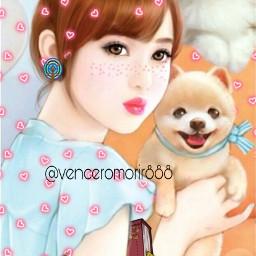 girl animals japanese srctinyneonhearts tinyneonhearts freetoedit