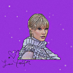 taylorswift taylor swiftie swifties tayloralisonswift taylorswiftedit taytay tay popstar superstar celeb celebrity singer outline outlineart outlinedit art creative purple remixit freetoedit