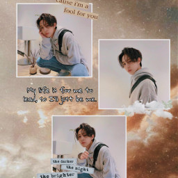 renjun nctdream kpop nct cloudy aesthetic freetoedit