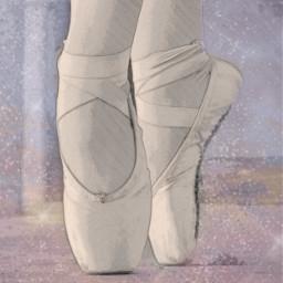 pointedancer pointe dancer sparkles freetoedit