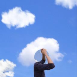 clouds madewithpicsart blueaesthetic bluesky picsartedit remixit freetoedit