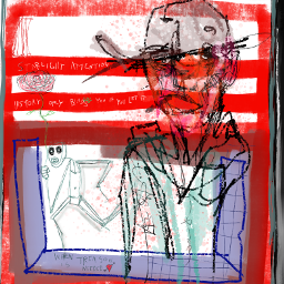 art artist abstract sonnythesaint sonnyleel neoexpressionism digitalpainting painting modernart contemporaryartist contemporaryart grafittiart outsiderart