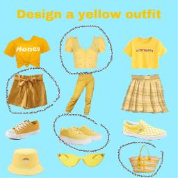 yellowoutfit freetoedit