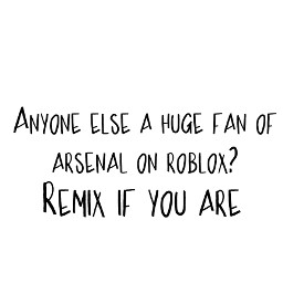freetoedit arsenal roblox passion_for_photos