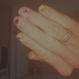 nails naturaleza