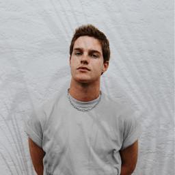 boy man shirt jeans grey gray wall shadows remixme remix interesting freetoedit
