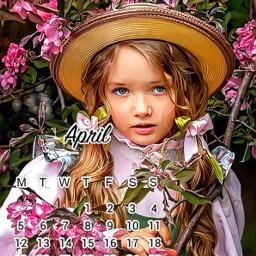 aprilcalendar2021 freetoedit