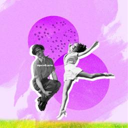 arte collage collageart love freetoedit