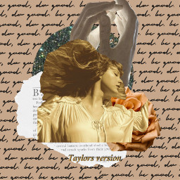 taylorswift collage digitalcollage art soft aesthetic freetoedit
