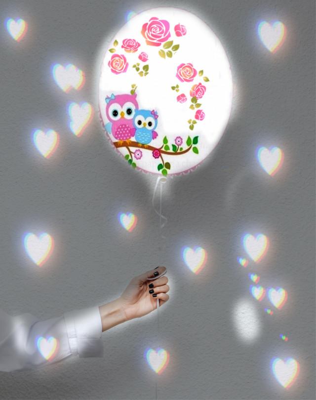 #balão