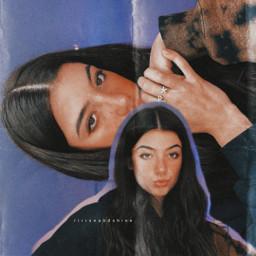 charlidamelio aesthetic magazine foldedpaper