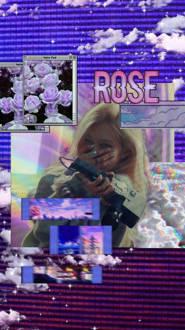 #rosé #rosésolo #onthegroundrose #blackpink #webcore #cybercore