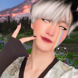 ani_happy300_contest seonghwa aeteez edit manip