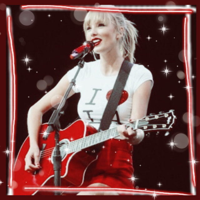 ☆ Description ☆  Hi! Here's another edit from Red era that I made. All I used for this one was the PicsArt brushes so it's a pretty simple one. Hope you like it! :)   ☆ Hashtags ☆  #redera #redtour  #taylorswift #redaesthetic  #edit #madebyme   ☆ Swiftie of the Day ☆      @swiftie_fandom   ...............................................................................