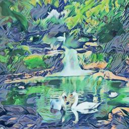 remix painteffect impressionism freetoedit
