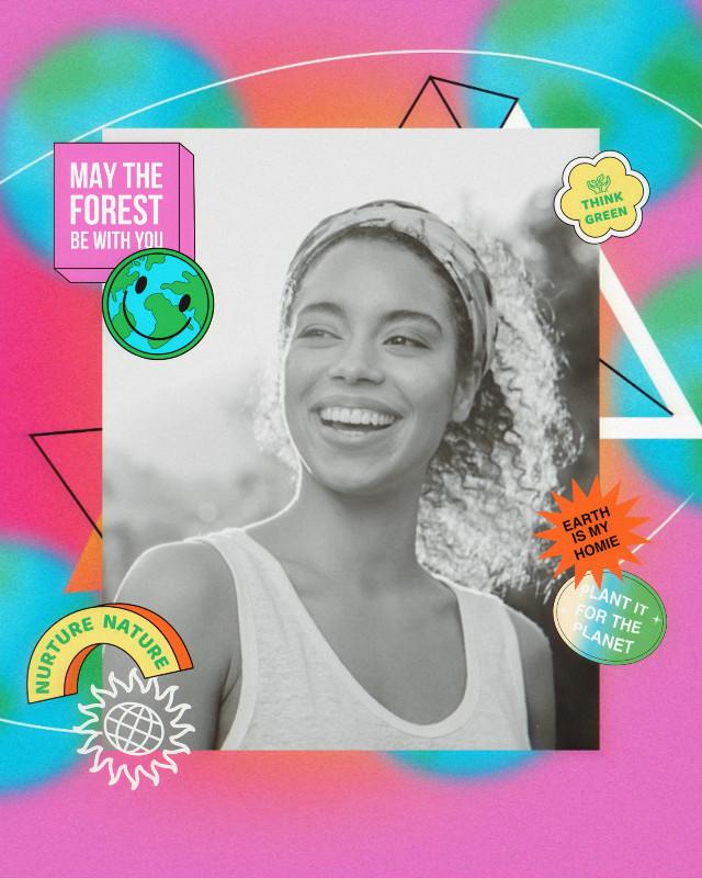 #freetoedit #earth #earthday #earthdaysticker #earthday2021 #swachhbharat #greenindia