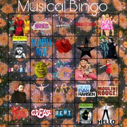 musical bingo musicalbingo pleasedontsteal pleasetrythis mariyahsgames freetoedit