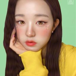 wonyoung jangwonyoung izone wonyoungizone izonewonyoung freetoedit