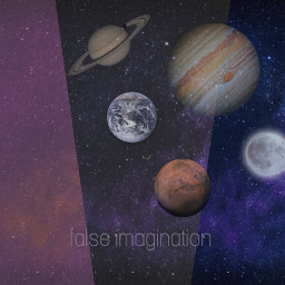 cosmic creativity purple love freetoedit