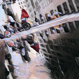 blending citylife reflections pukalani maui2021 marbleeffect floatinggirl freetoedit