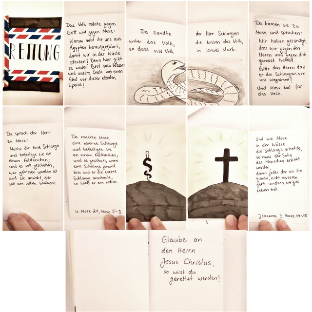 #bible #snake #rettung #salvation
