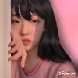 ulzzang ulzzanggirl ulzzanggirledit ulzzangedit manipedit manip pink  🌫️𝑡ℎ𝑎𝑛𝑘 pink