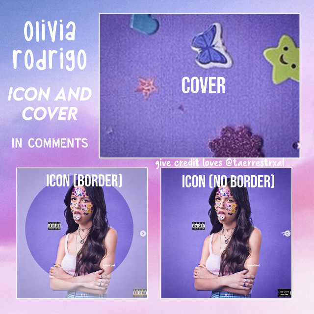 I'm a huge fan of Olivia and I'm super excited for sour so I made an icon and cover out of the album cover/track list pictures!! If you want to see what it looks like it's on my second account @taerrestrxal-backup !! (love the self in promo aksjajjaj)  It's in the comments btw feel free to use it and cred me in ur bio💕  I hope you like it :D  Tags @alpacmin  @the_original_lili @adajio2out  @yeontantaee  @kpop-blossom2468  @seoulxkorea  @chaexluv  @sometimes_mad  @sxftbcll-kpop37   @bp_edits4u  @chery_cola  @solely_kook @sweetshaf  @bts-ipu  @hopejins  @clxudyrosiearts-   @softiie_  @dazlinsweetie  @teresa_girl17  @milxy_tae  @sunoo_shine-    #oliviarodrigo #iconandcover