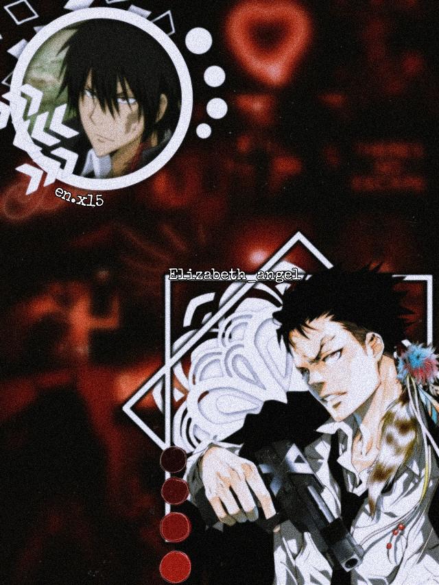 #khr #aesthetic #blackandred #black #red #xanxus #edit #hot #katekyohitmanreborn #hitman #katekyo #reborn #anime #manga #x #beautiful #background #wallpaper
