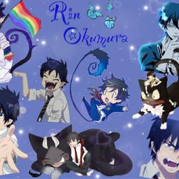 rinokumura blueexorcist freetoedit